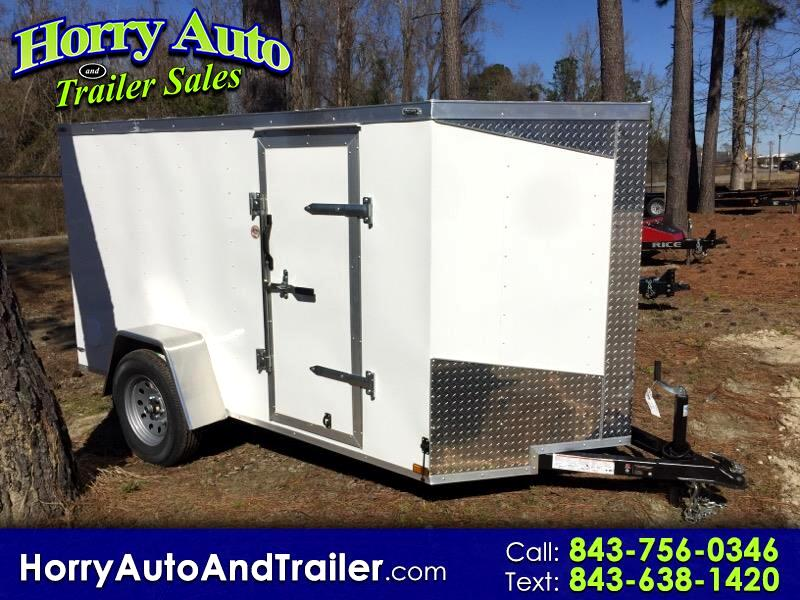 2019 Lark 5X10 SA v nose , barn door