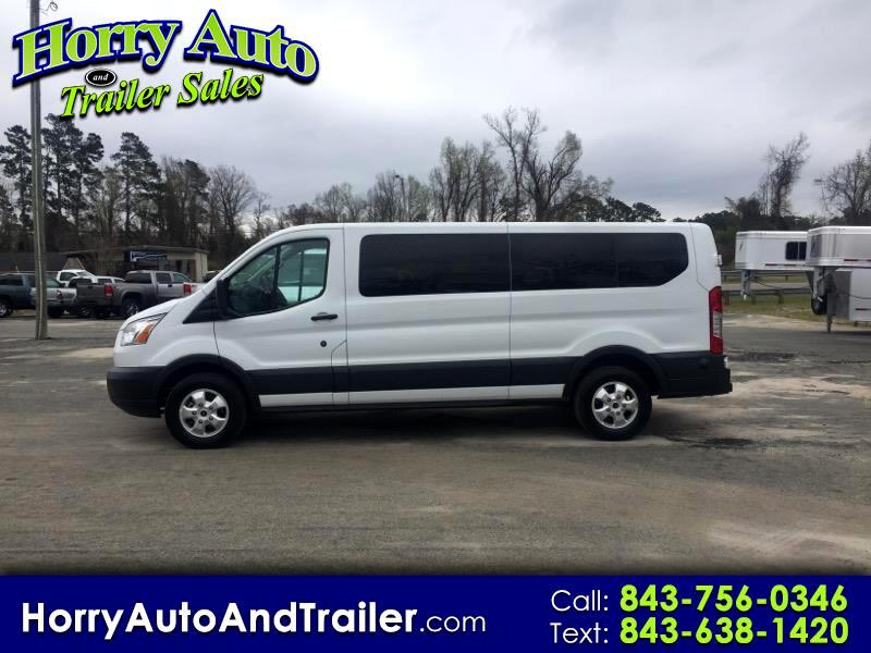 2018 Ford Transit 350 Wagon Low Roof XL w/Sliding Pass. 148-in. WB