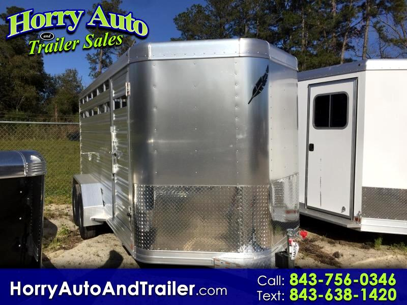 Featherlite Trailers 8107  1754