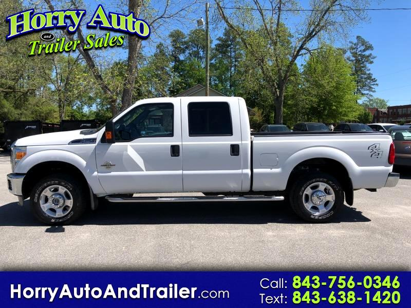 2015 Ford F-250 SD 4WD Crew Cab 172