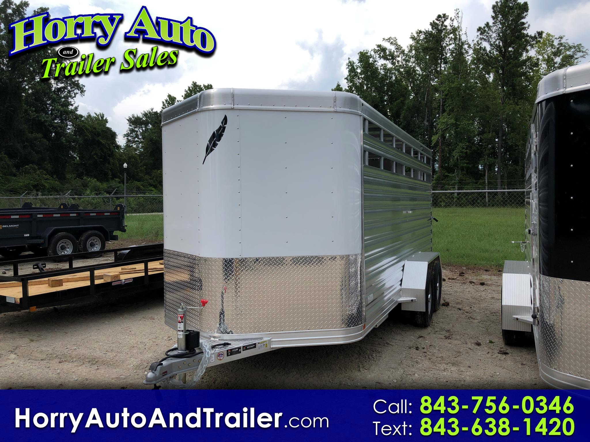 Featherlite Trailers 8107  2019