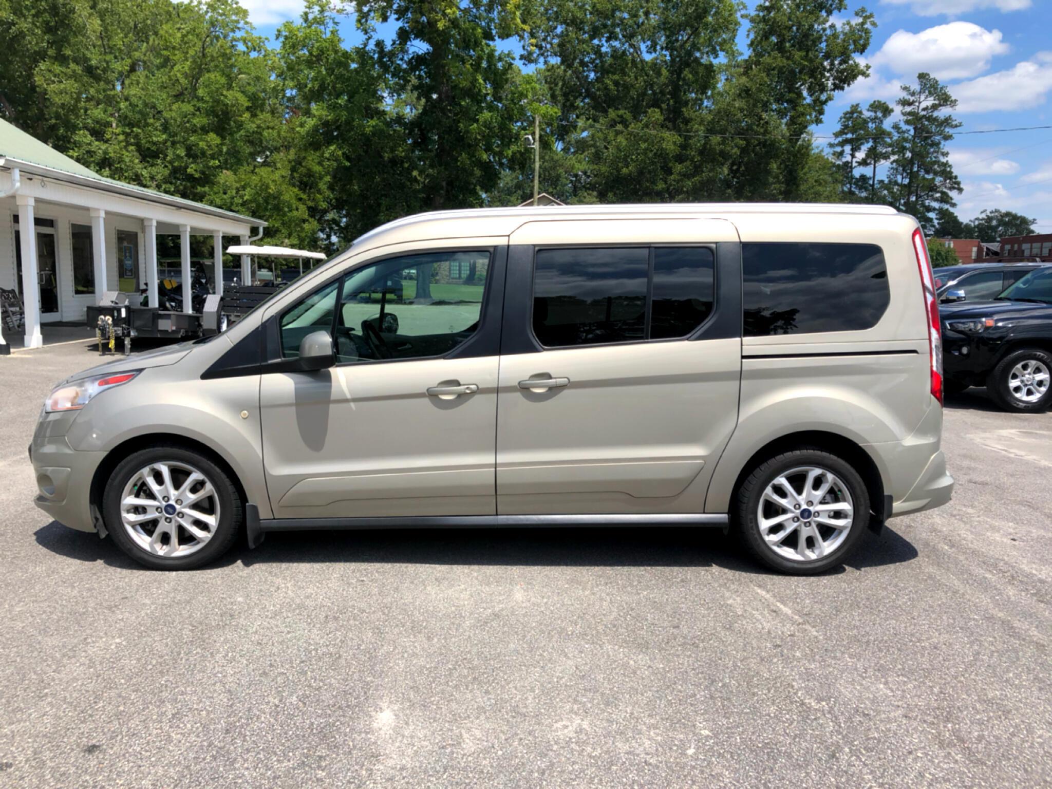 Ford Transit Connect Wagon 4dr Wgn LWB Titanium w/Rear Liftgate 2016