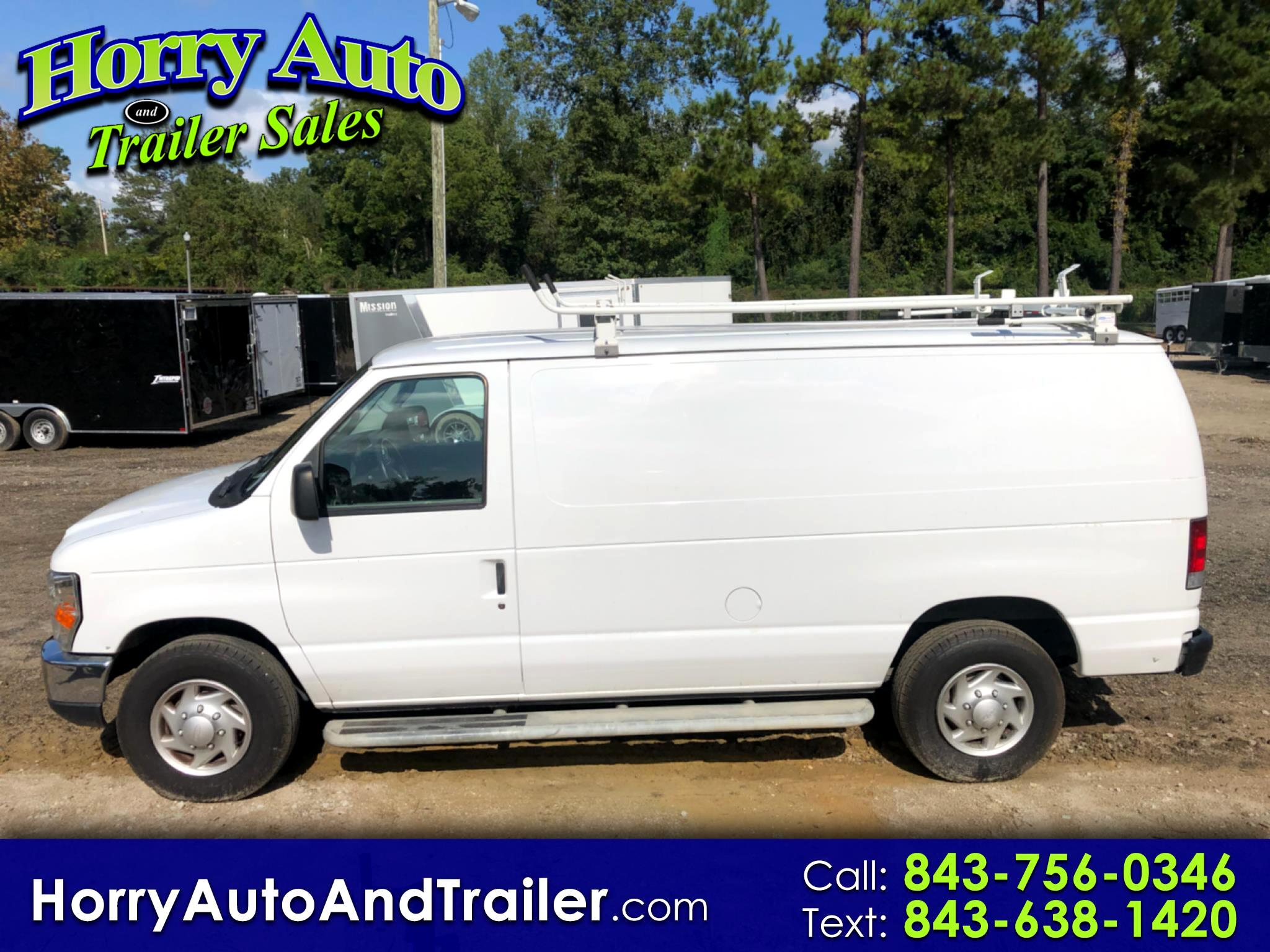 Ford Econoline Cargo Van E-250 Recreational 2014