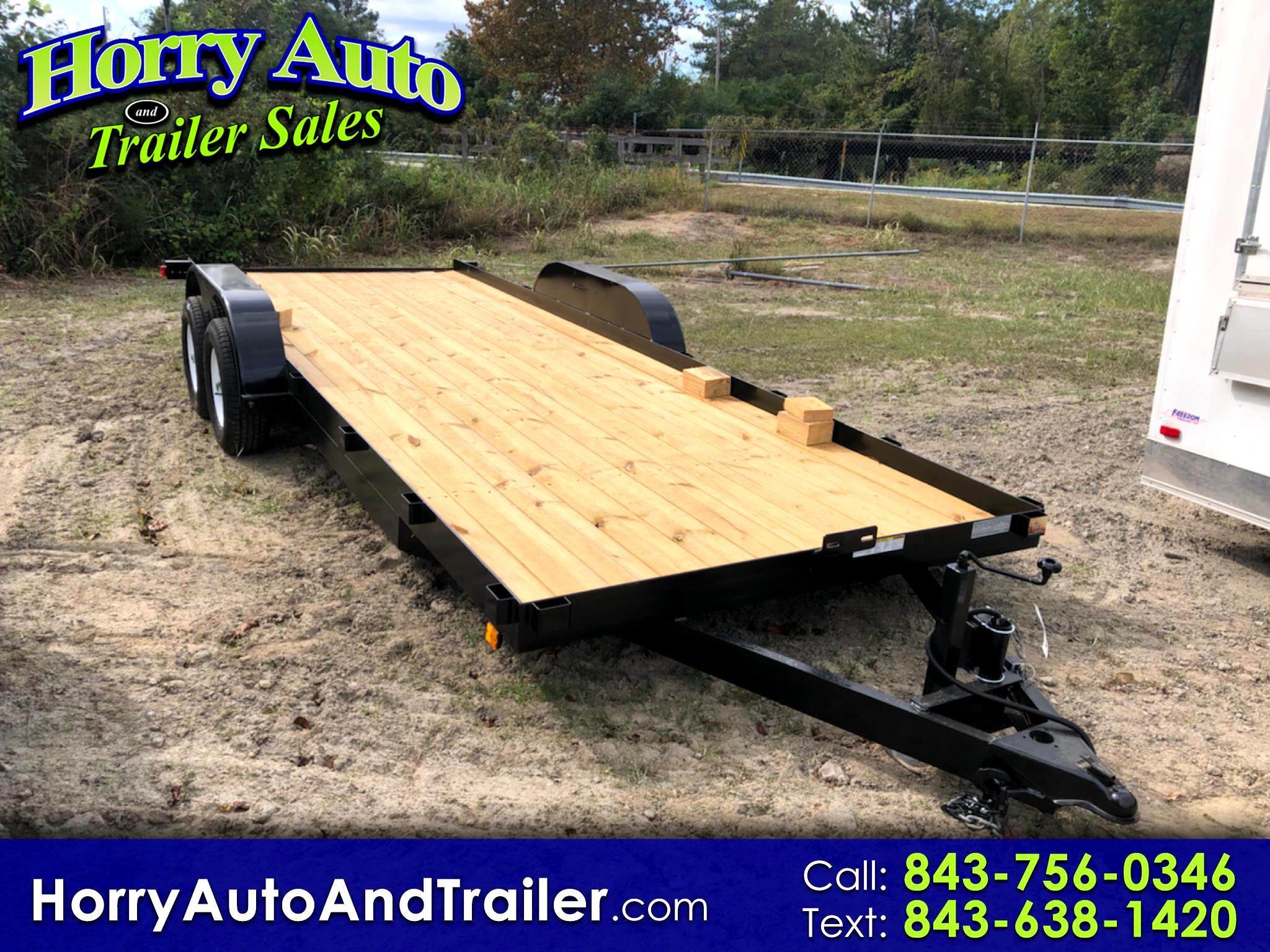 2020 Currahee E720.10KD 20 ft car hauler