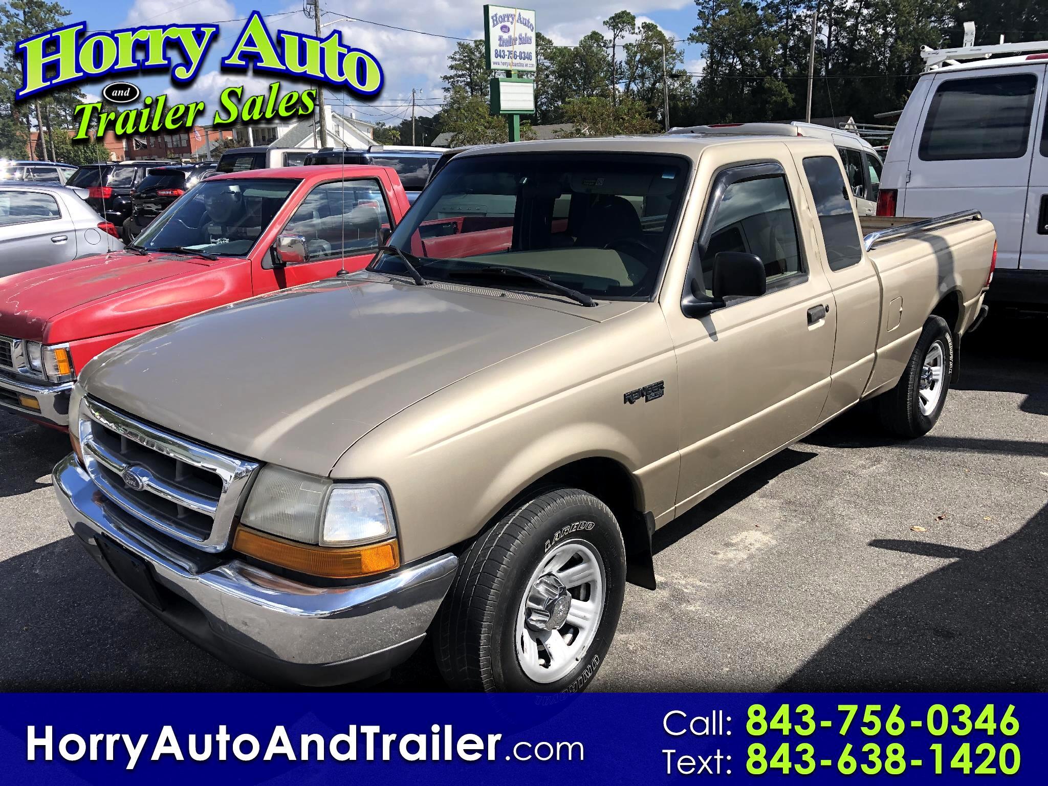 "Ford Ranger Supercab 126"" WB XLT 1999"