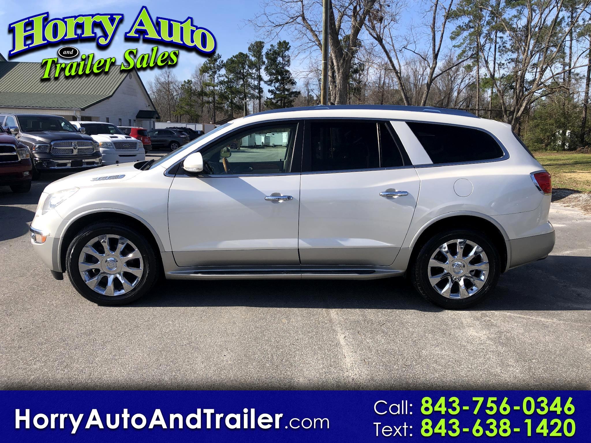 Buick Enclave FWD 4dr Premium 2012