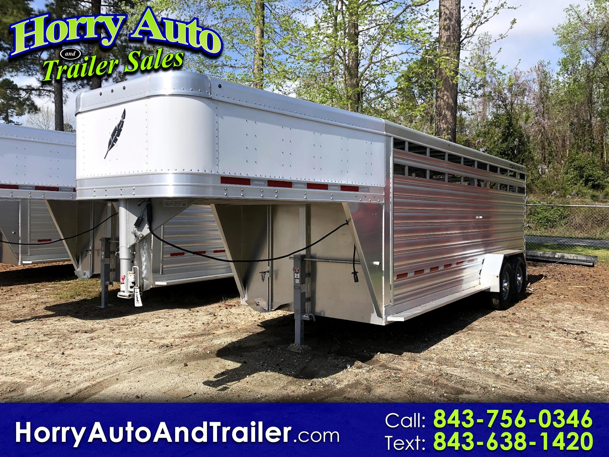 Featherlite Trailers 8117  2020