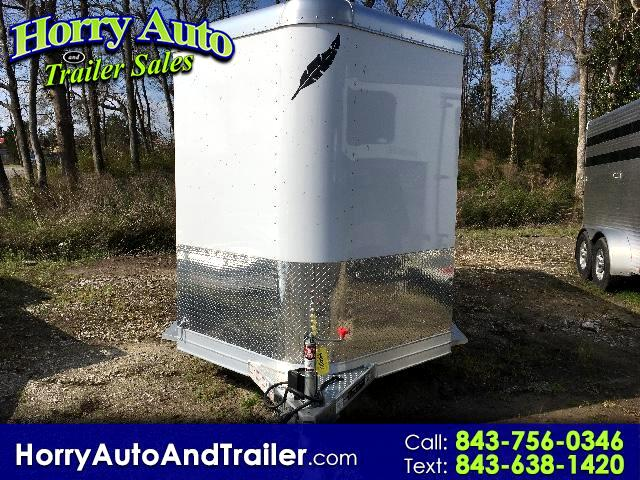 2017 Featherlite Trailers 9409 6ft 7in wide x 14ft long x 7ft tall