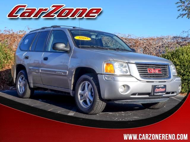 2005 GMC Envoy SLE Enhanced Package 4WD