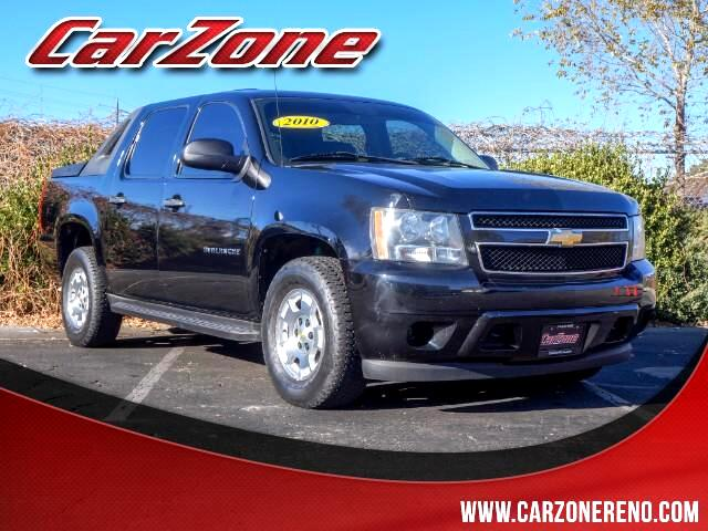2010 Chevrolet Avalanche LS 4WD