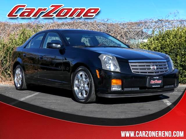 2003 Cadillac CTS Luxury