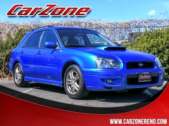 2005 Subaru Impreza Wagon WRX