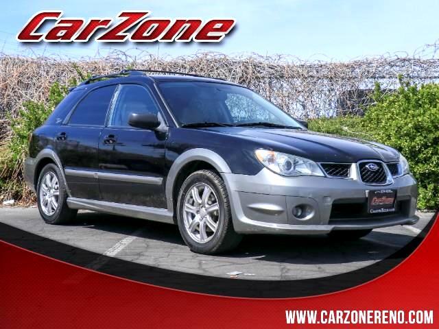 2006 Subaru Outback Sport