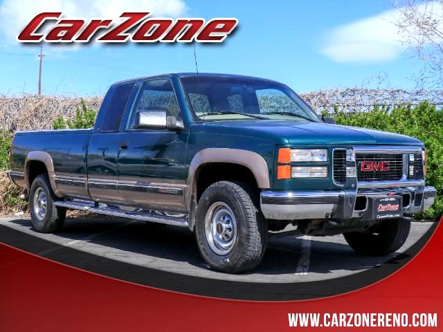 1998 GMC Sierra C/K 2500 Ext. Cab 6.5-ft. Bed 4WD