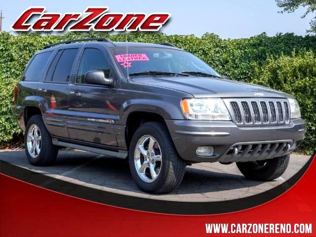 2002 Jeep Grand Cherokee Overland