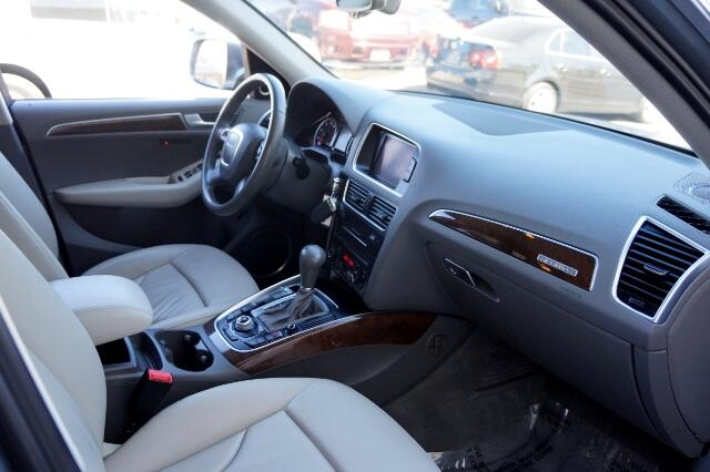 2010 Audi Q5 quattro 4dr Premium Plus