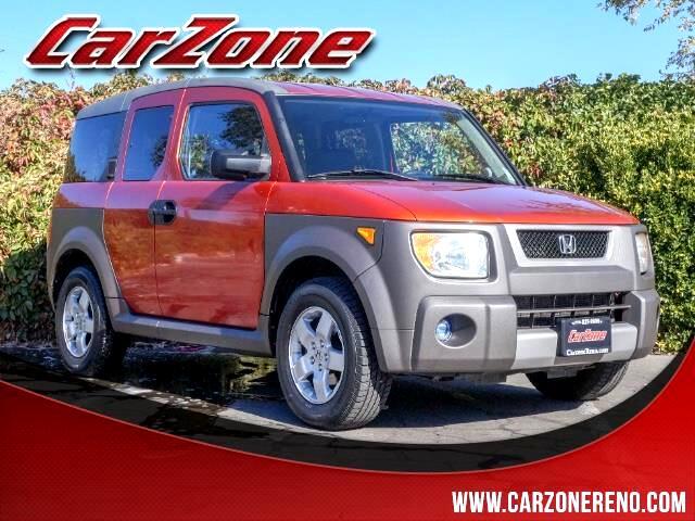 2005 Honda Element EX 4WD 4-spd AT