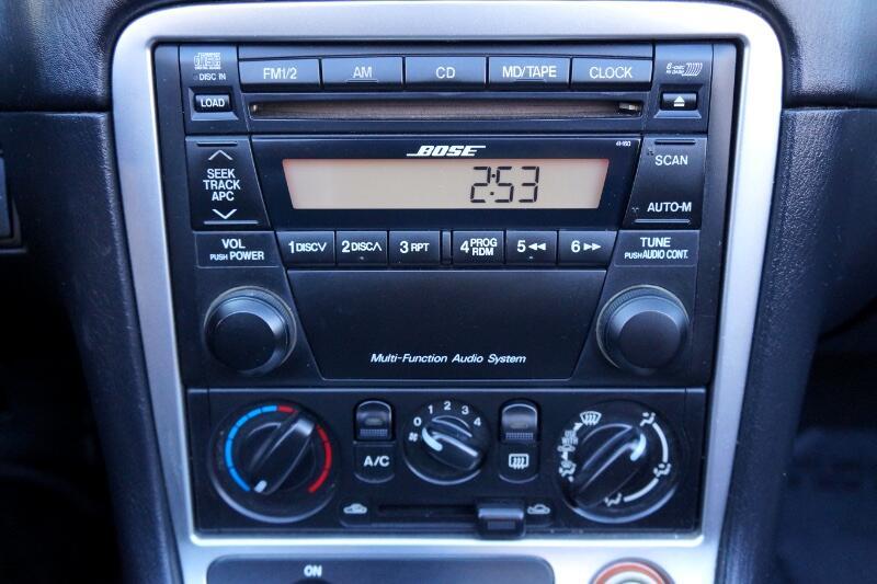 Mazda MX-5 Miata 2dr Conv SE 6-Spd Manual 2002