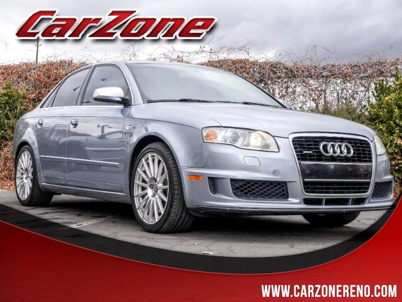 2006 Audi S4 25 Quattro Special Edition Only 250 Built!