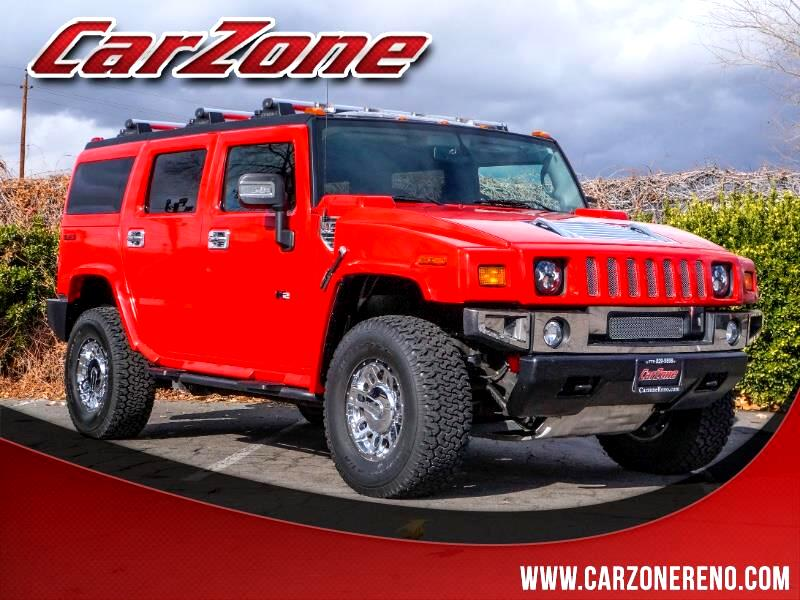 2007 HUMMER H2 4WD 4dr SUV Luxury Limited Edition