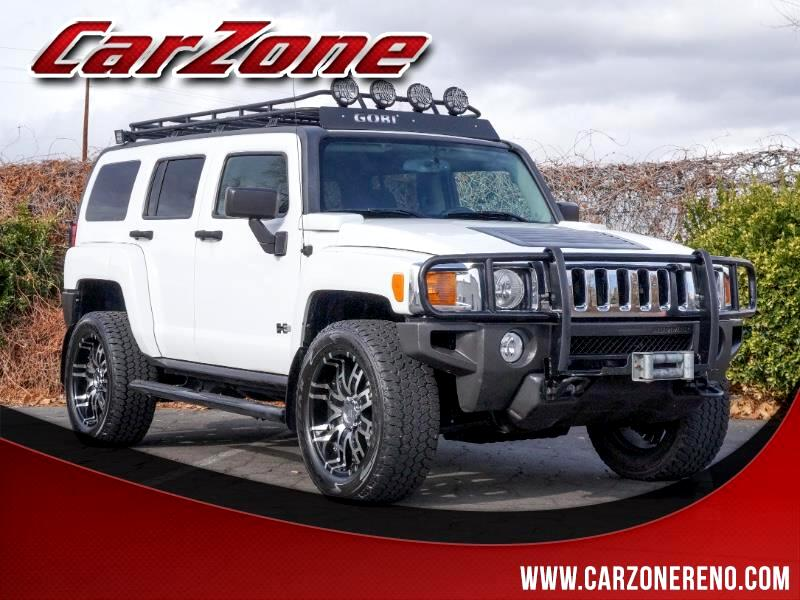 2010 HUMMER H3 4WD 4dr SUV Adventure