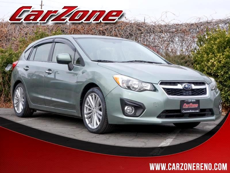2014 Subaru Impreza Limited 5-Door+S/R