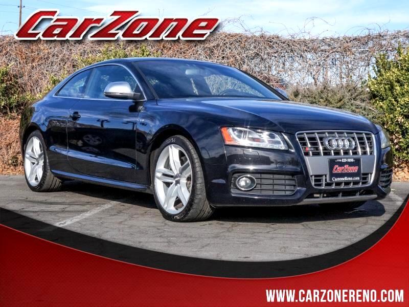 2009 Audi S5 2dr Cpe Man