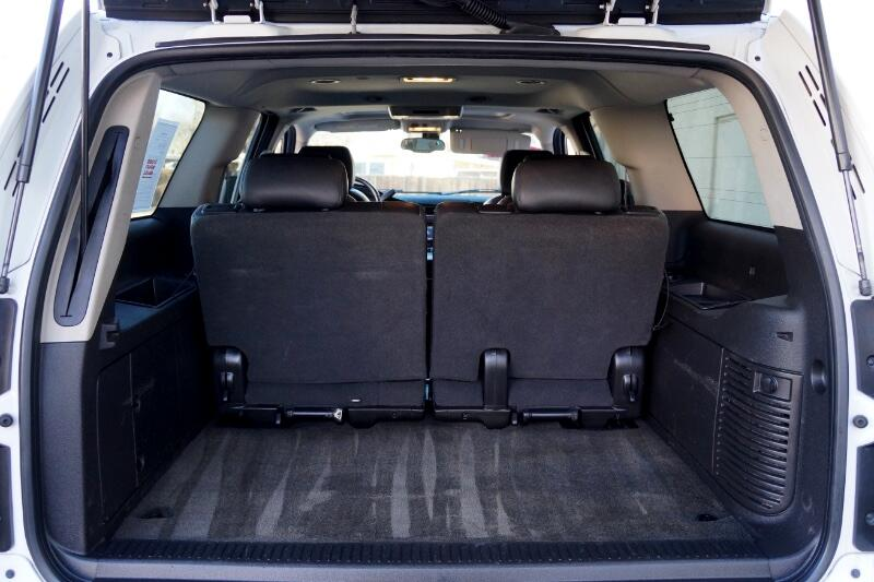 2008 Chevrolet Suburban LTZ 1500 4WD