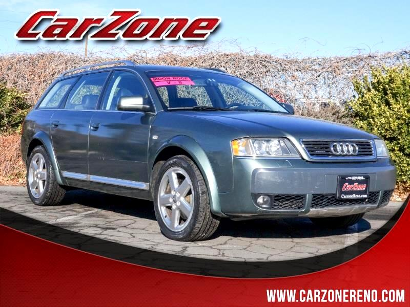 2005 Audi allroad quattro 4.2