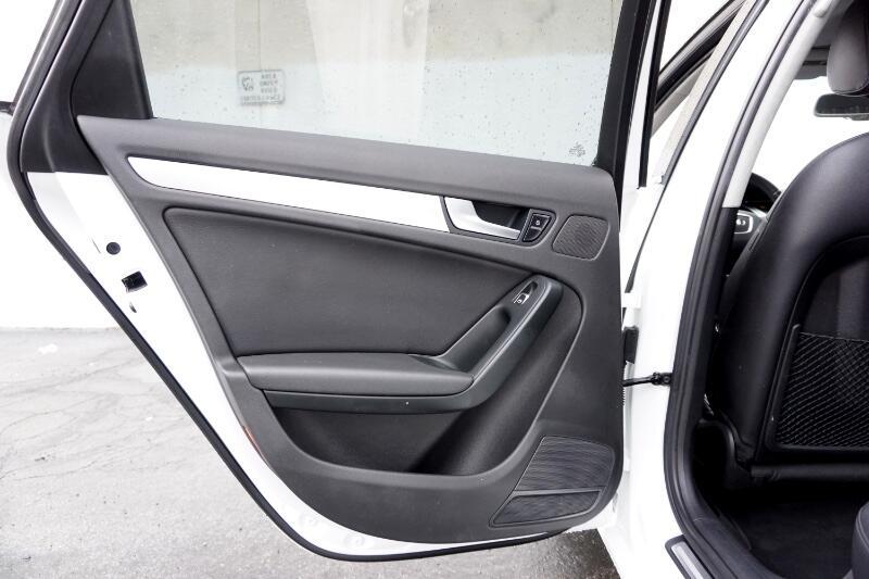 Audi A4 4dr Sdn CVT FrontTrak 2.0T Premium Plus 2013