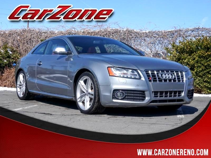2008 Audi S5 2dr Cpe Auto