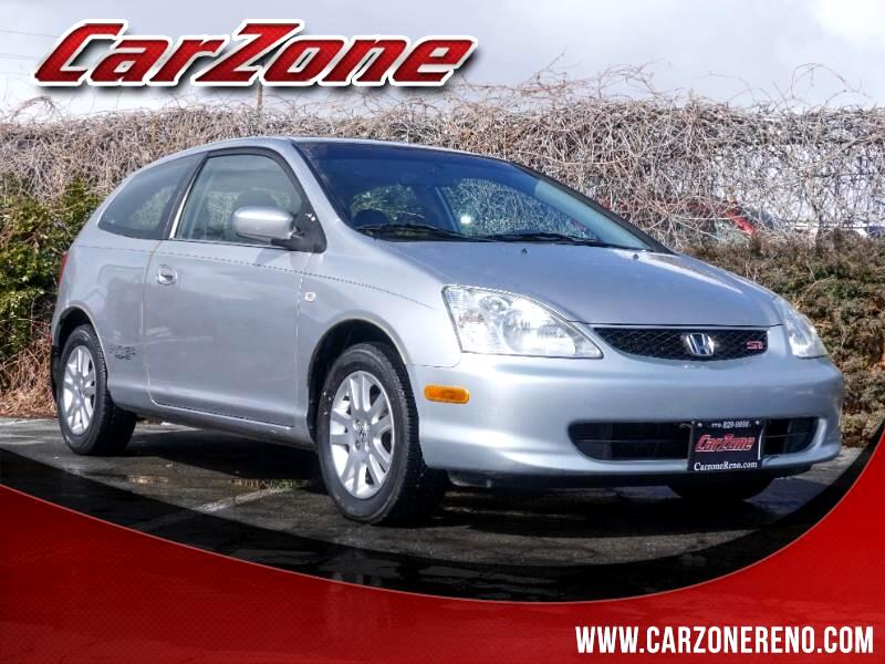 2003 Honda Civic 3dr HB Si Manual