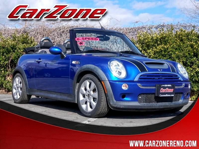 2005 MINI Cooper 2dr Convertible S