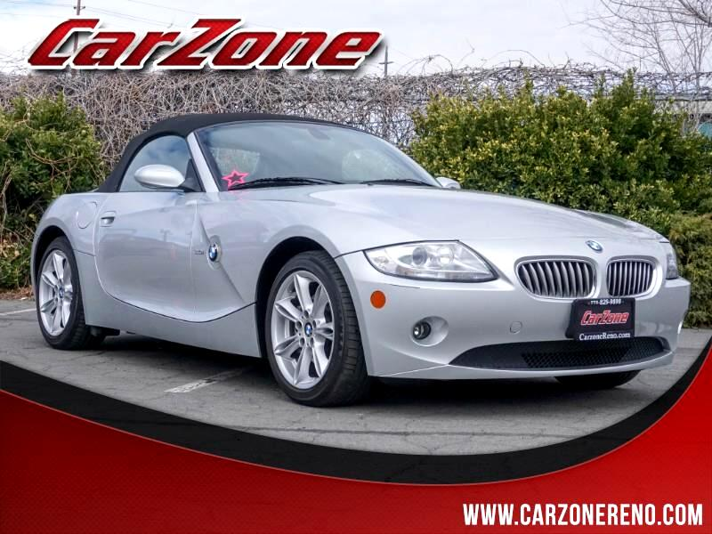 2005 BMW Z4 2dr Roadster 3.0i