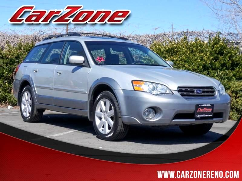 2006 Subaru Outback Outback 2.5i Ltd Manual