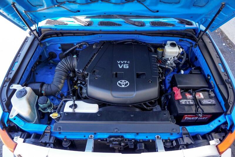 2007 Toyota FJ Cruiser 4WD 4dr Auto (Natl)