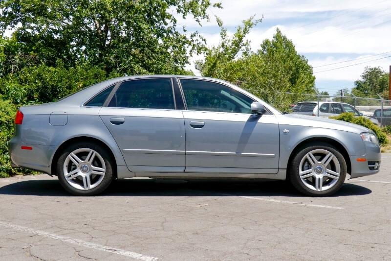 2007 Audi A4 2007 4dr Sdn Auto 2.0T quattro