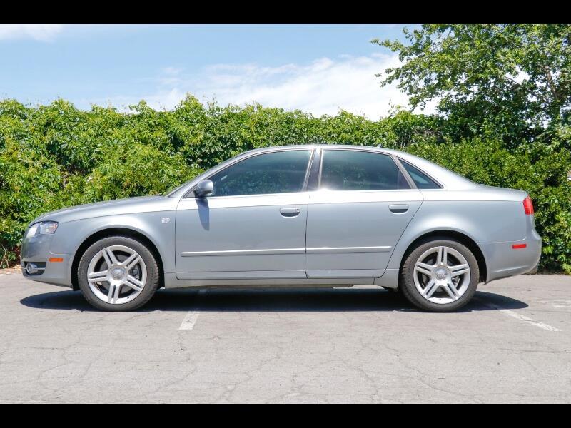 Audi A4 2007 4dr Sdn Auto 2.0T quattro 2007
