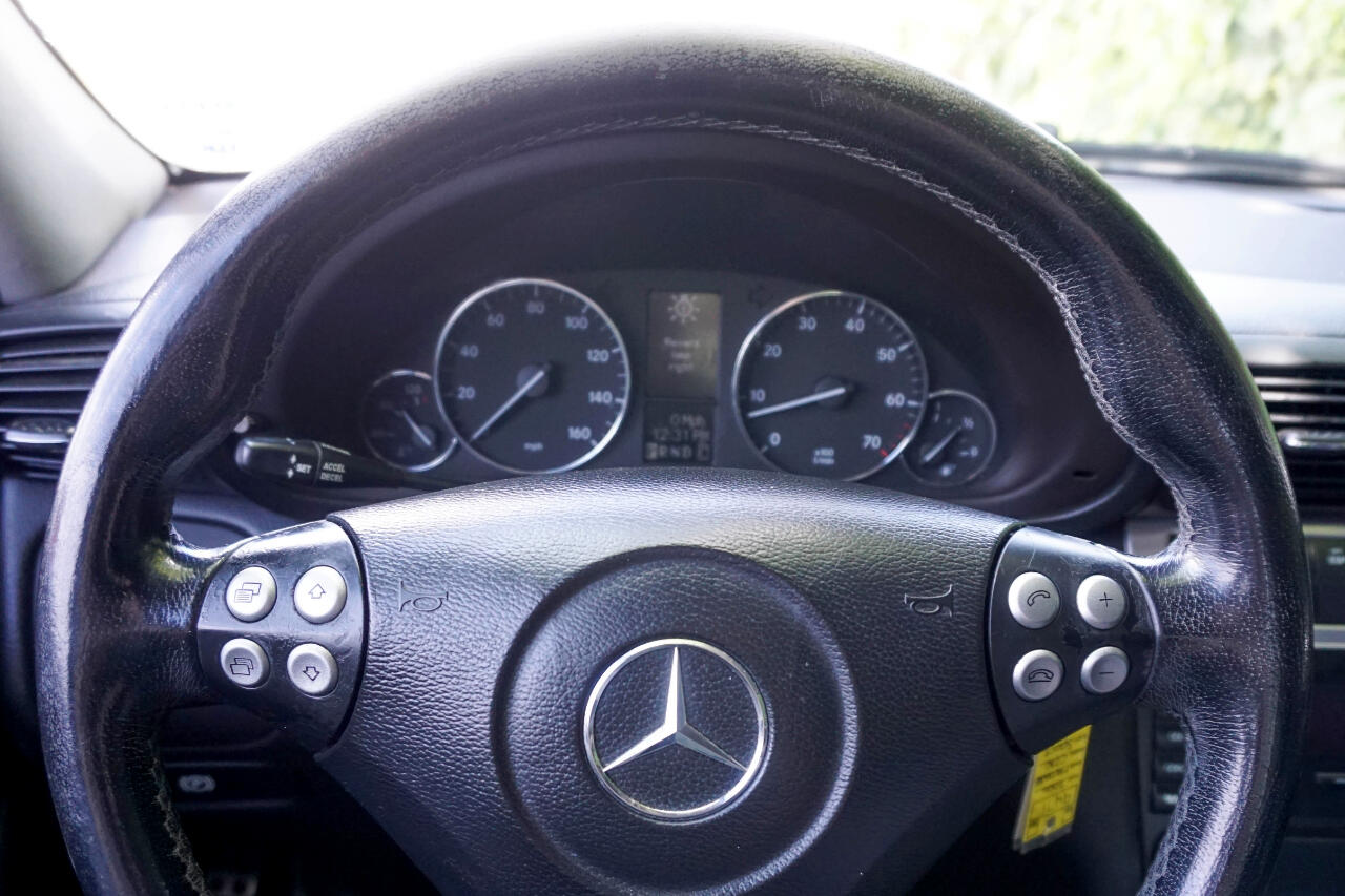 2006 Mercedes-Benz C-Class C230 Sport Sedan