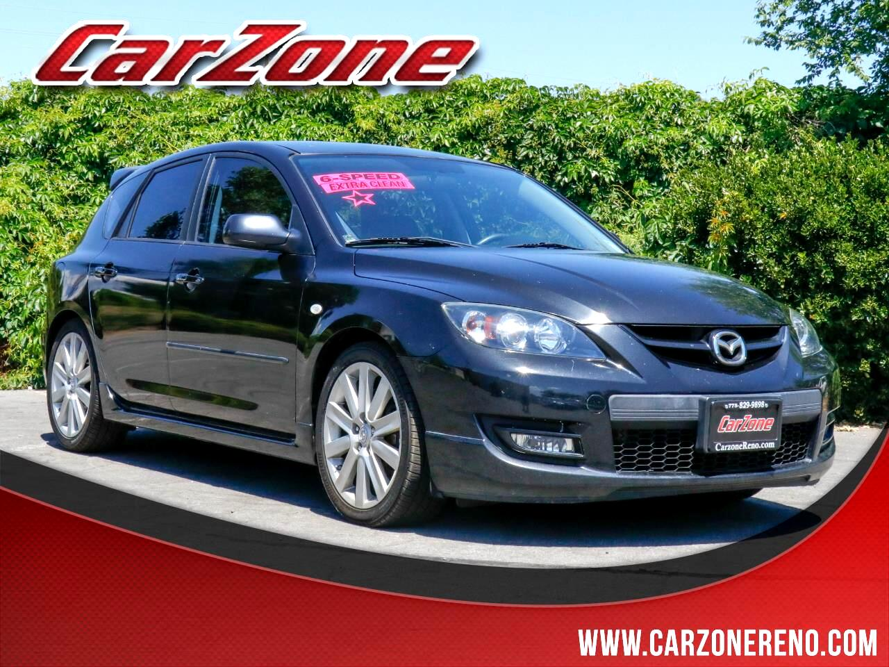 2008 Mazda MAZDASPEED3 5dr HB Mazdaspeed3 Sport*Ltd Avail*