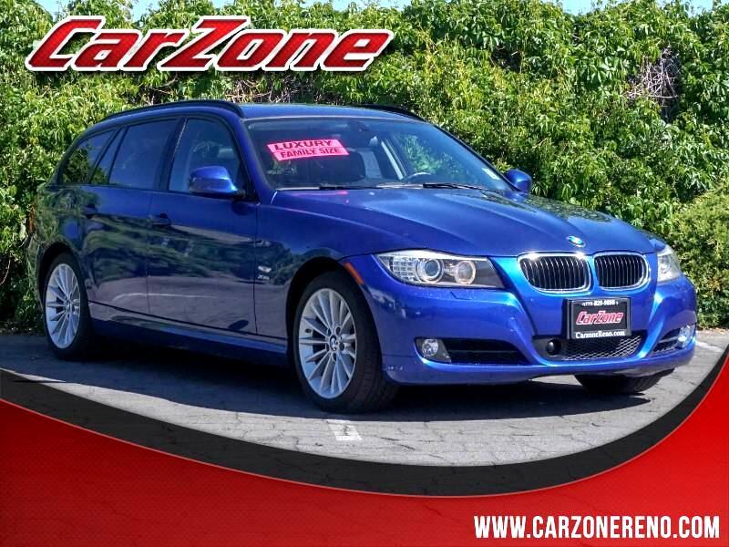 BMW 3-Series Sport Wagon  2011