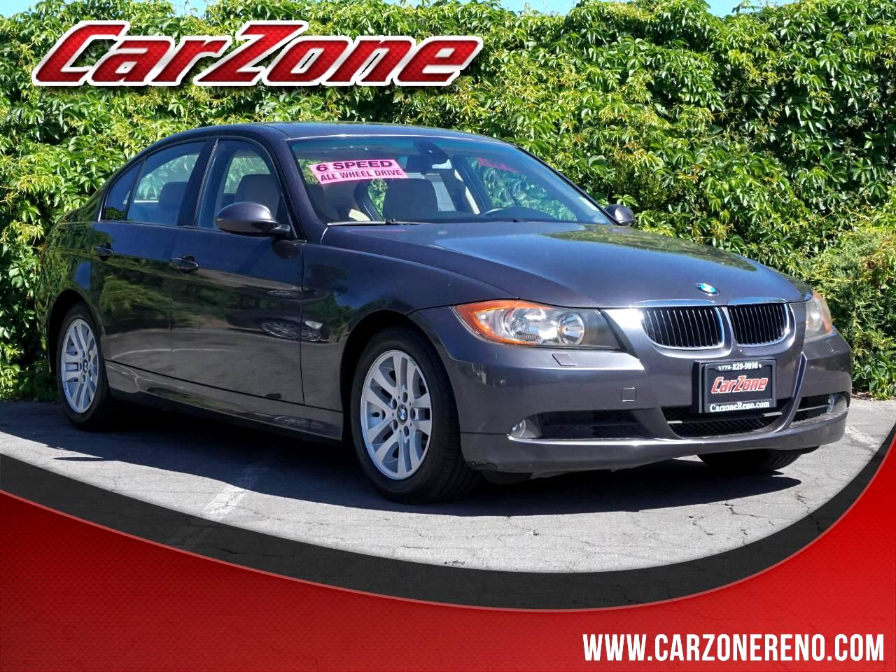 2006 BMW 3-Series 325xi 4dr Sdn AWD