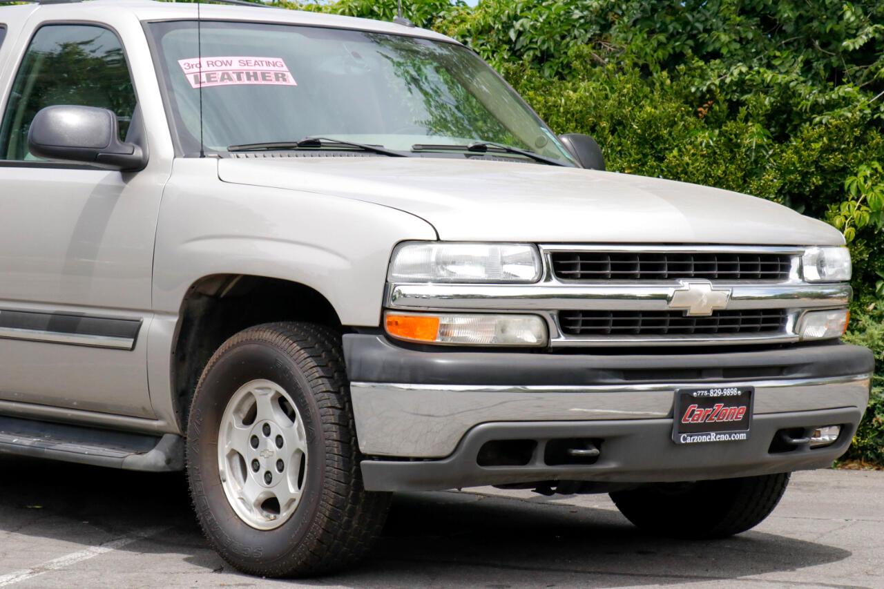 2005 Chevrolet Suburban 1500 4WD LT