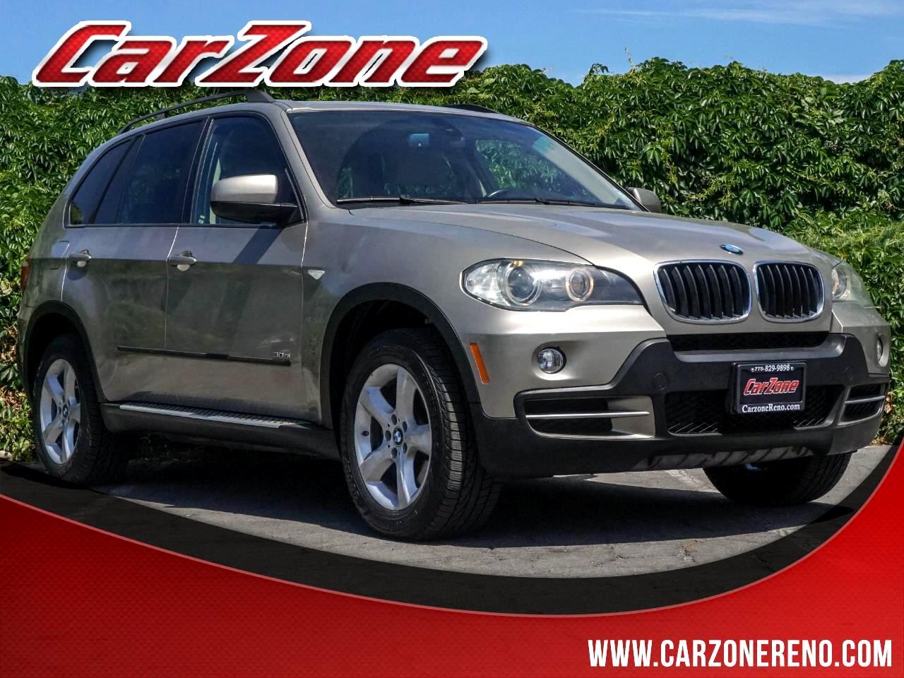 2007 BMW X5 AWD 4dr 3.0si