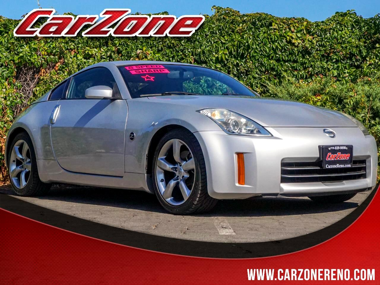 2007 Nissan 350Z 2dr Cpe Manual Touring