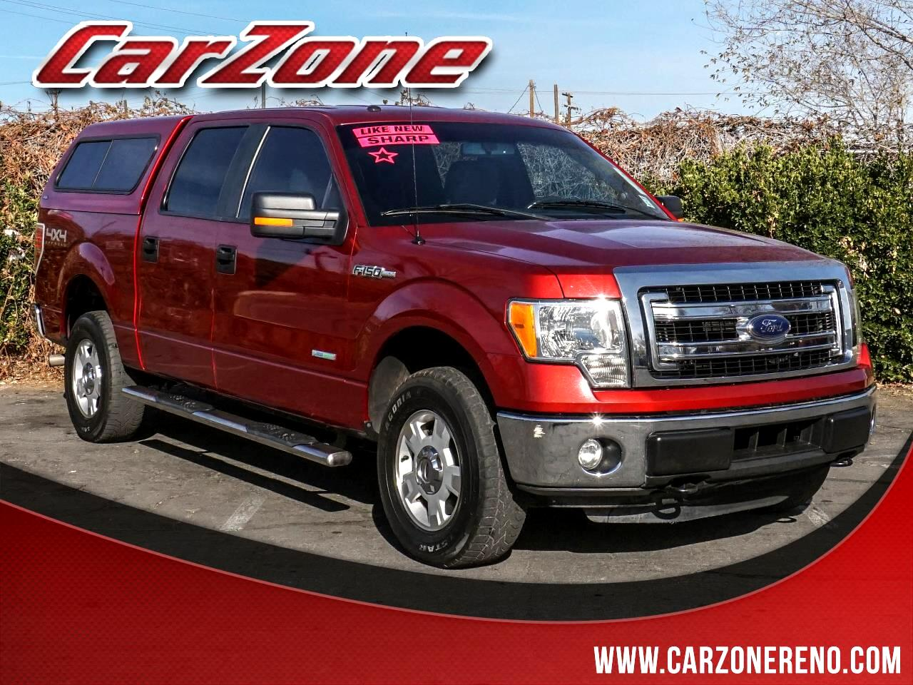 Ford F-150 XLT SuperCrew 4WD 2014
