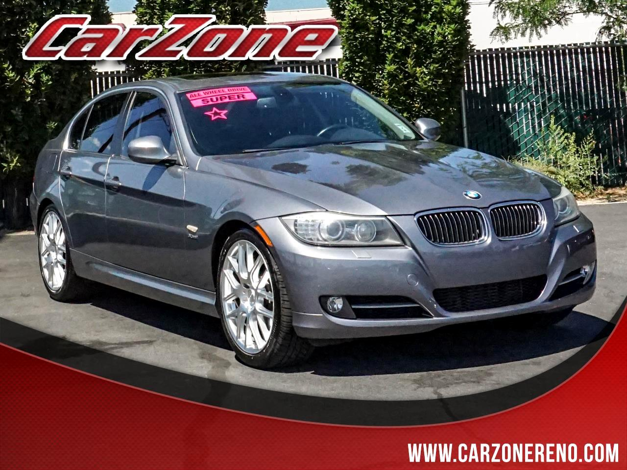 BMW 3 Series 4dr Sdn 335i xDrive AWD South Africa 2011