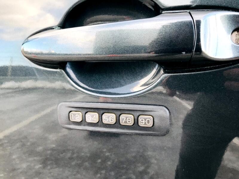 2008 Mercury Mariner Premier 4WD
