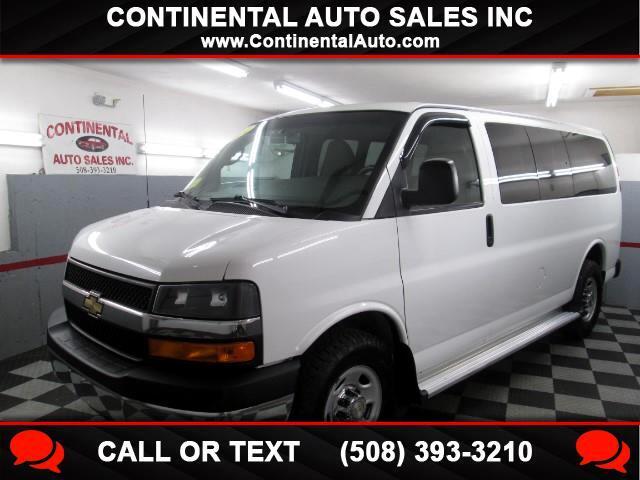 2014 Chevrolet Express LT 3500 12 Passenger Van