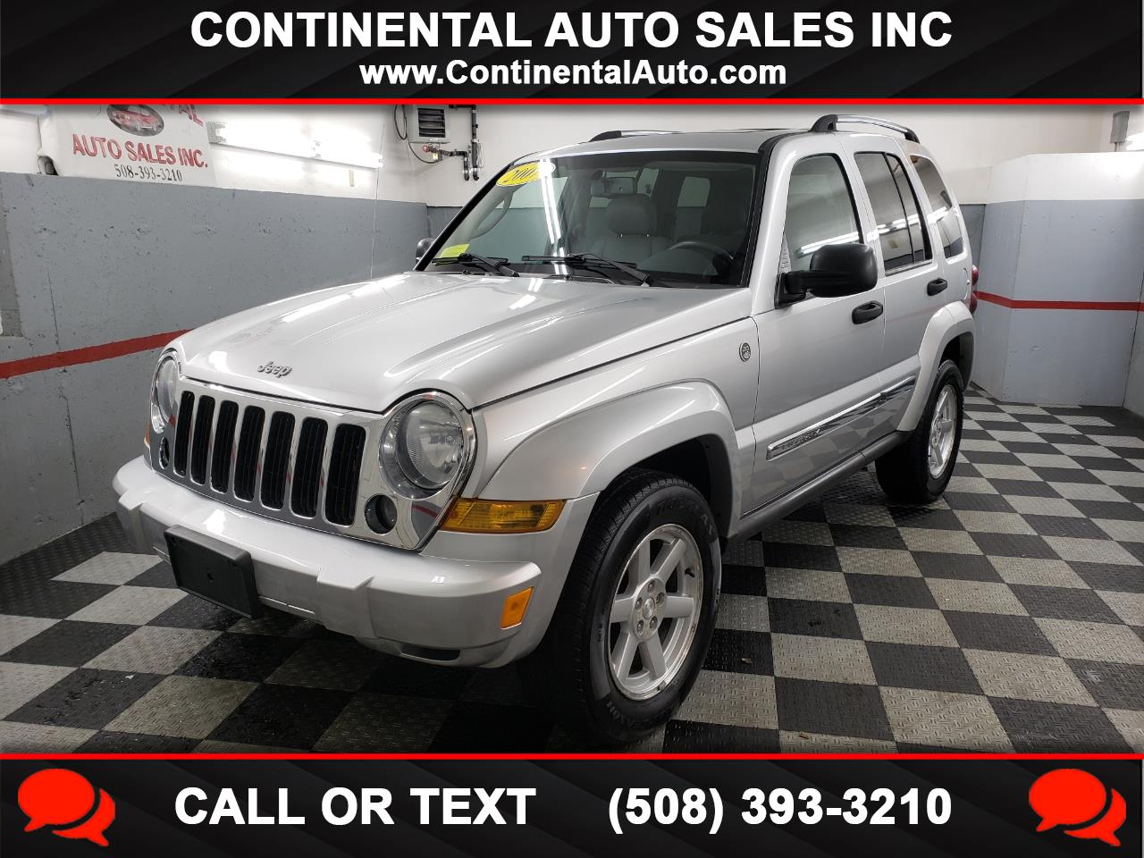 2007 Jeep Liberty 4WD 4dr Limited